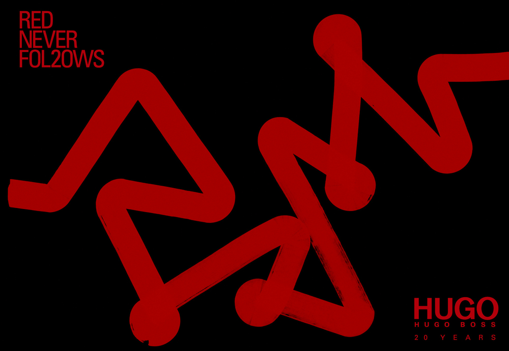 ANNIVERSARY CAMPAIGN - HUGO BOSS