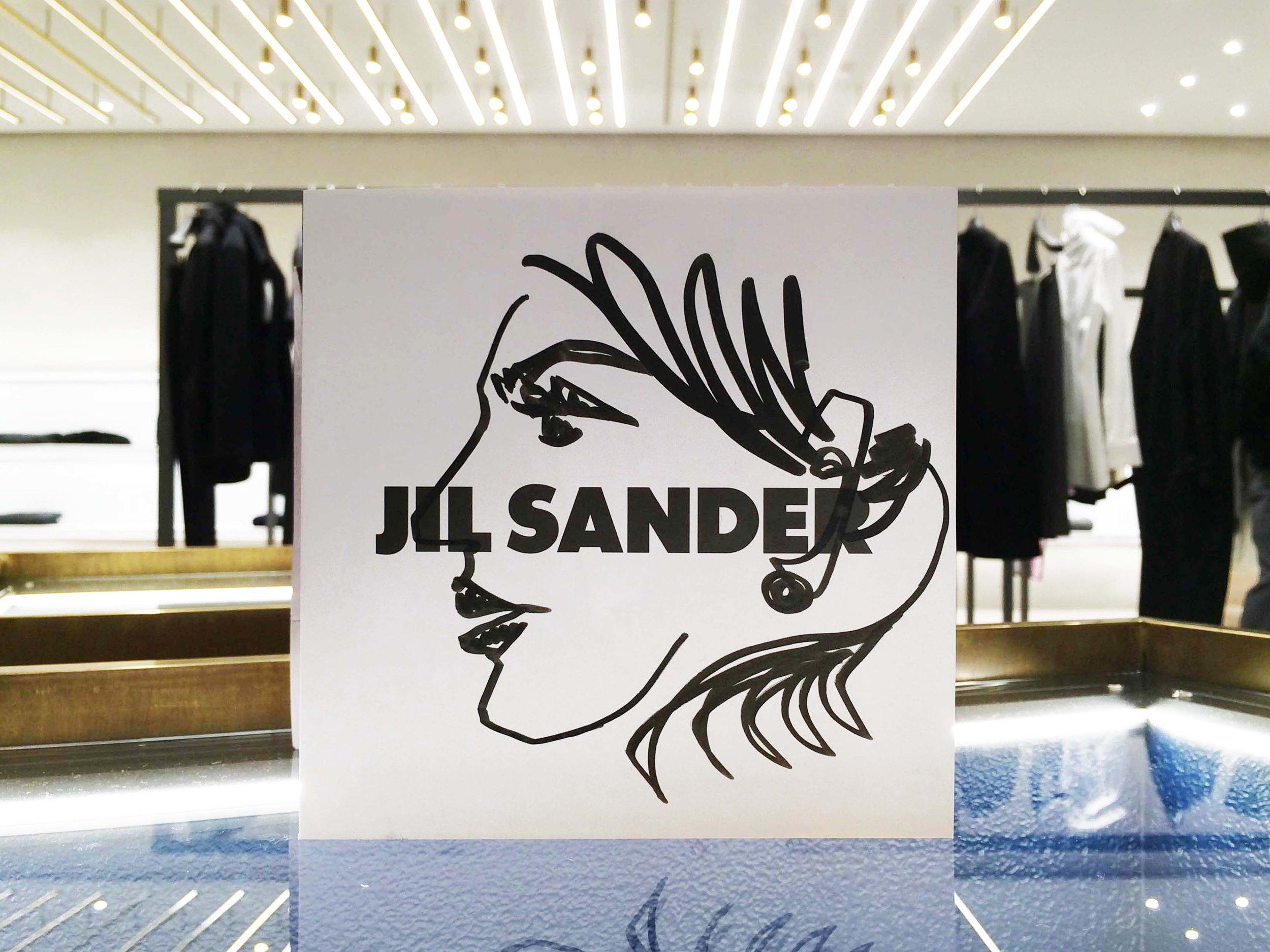Event Diary   Jil Sander