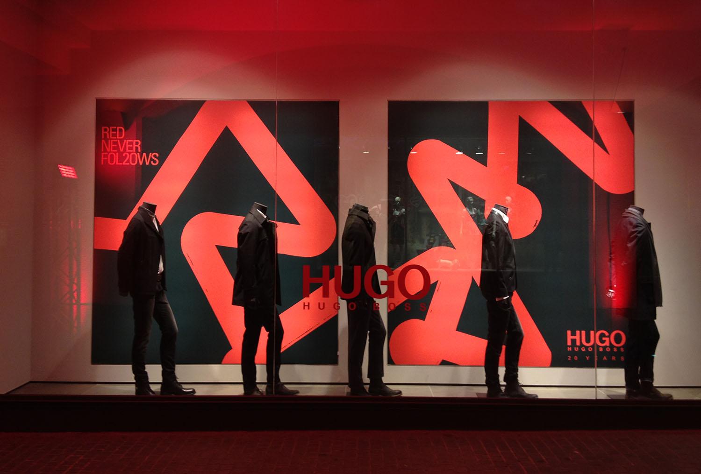 Anniversary Campaign | Hugo Boss