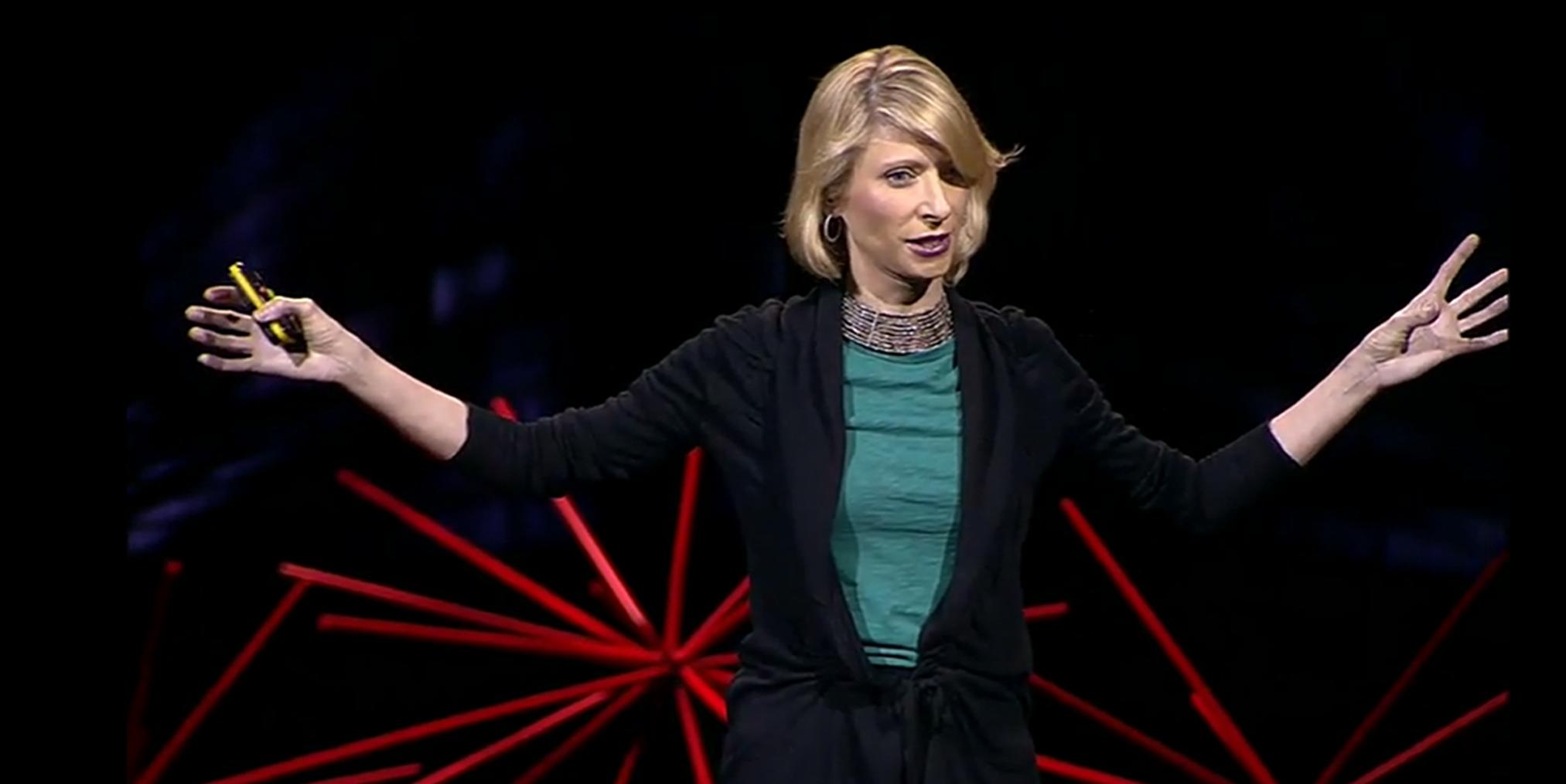 Amy Cuddy at TED talk
