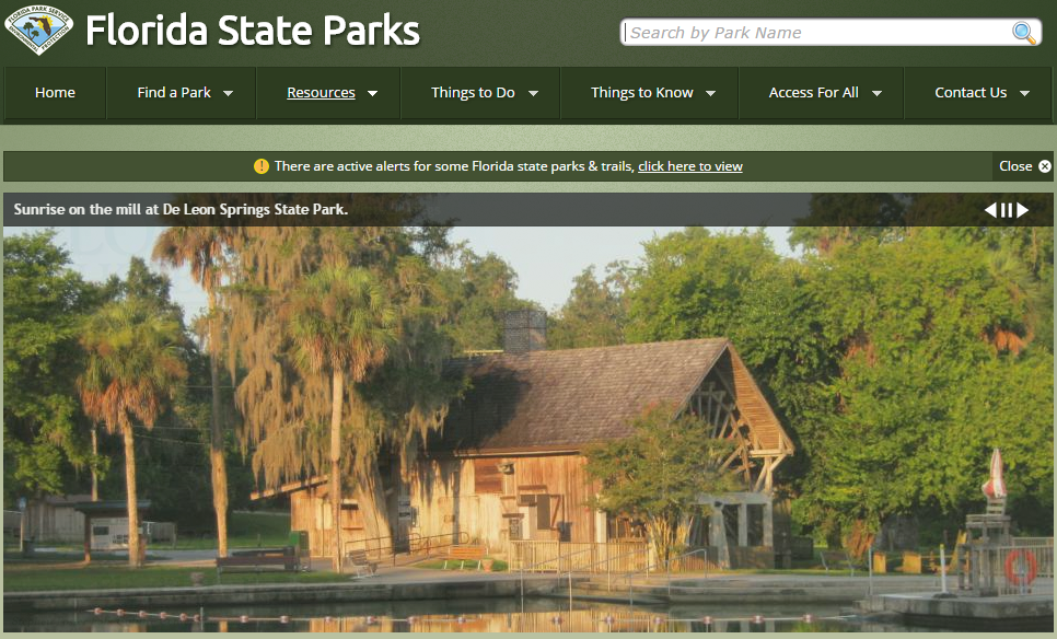 Florida State Park
