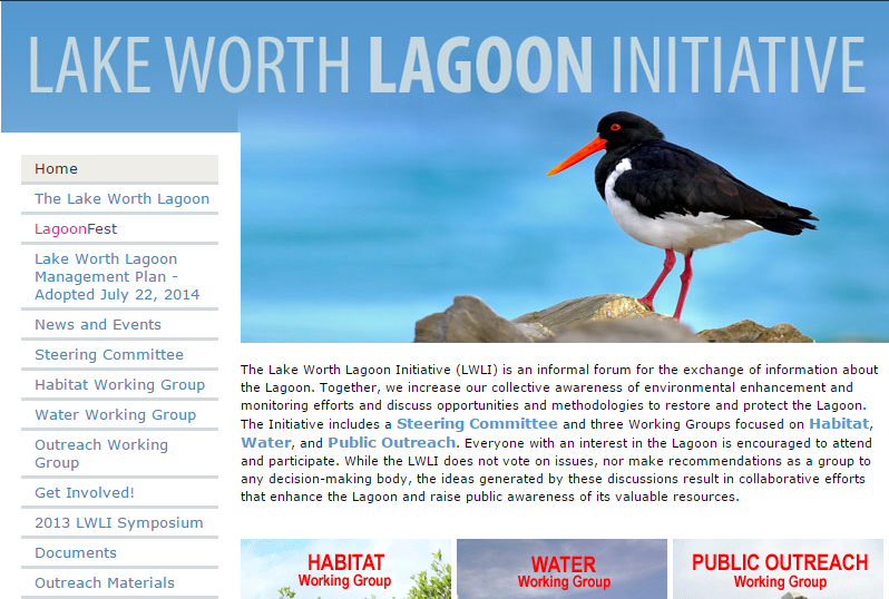 Lake Worth Lagoon Initiative