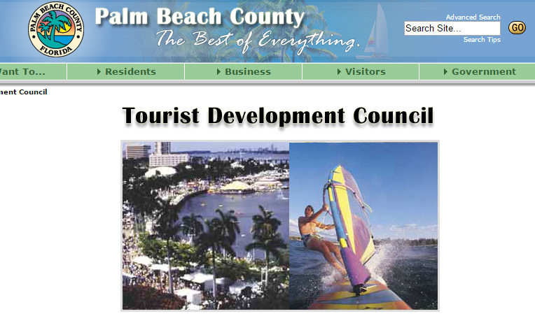 Palm Beach County Tourist Development Council