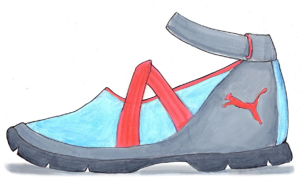 sandal medial