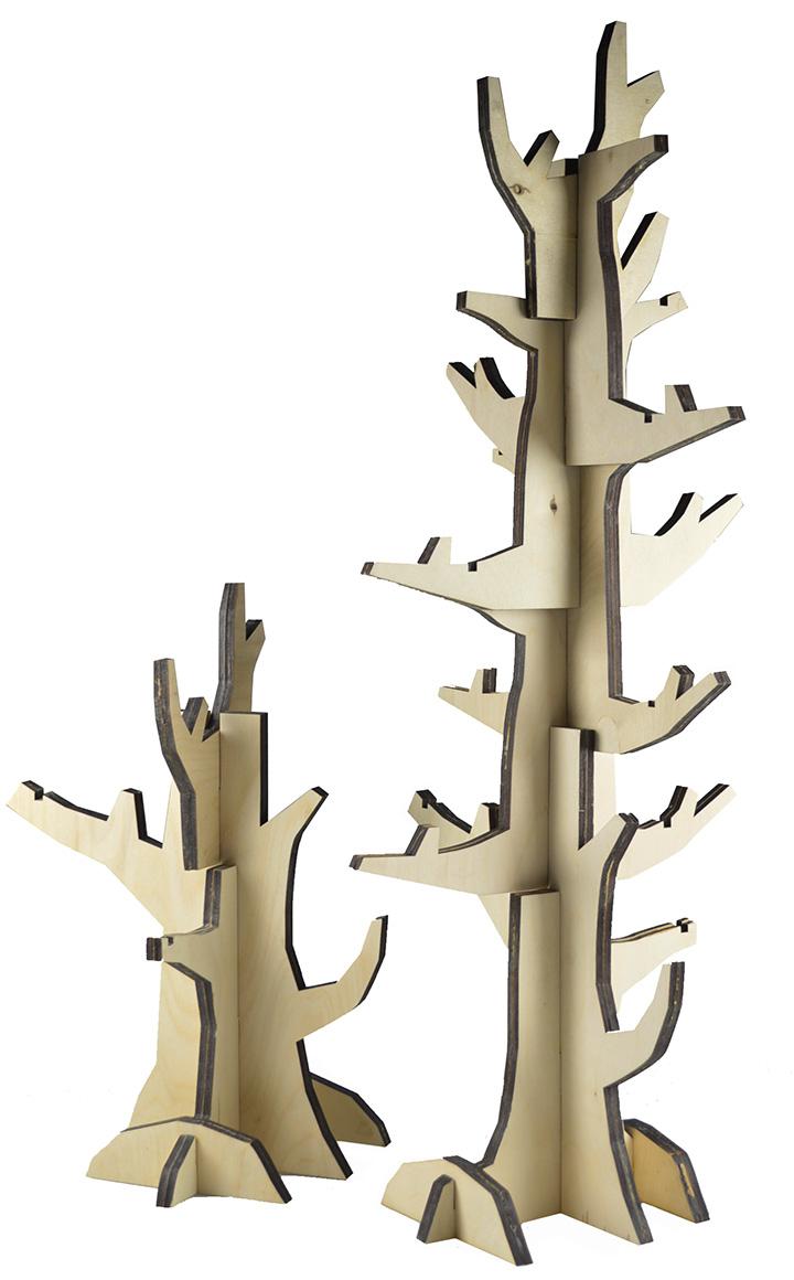 trees assembled