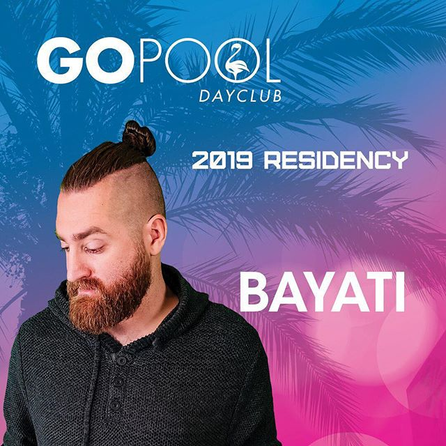 It's an honor to be a part of @gopoolvegas for yet another year! Let's make it a big one. #2019 #gopool #flamingolasvegas #poolparty #summer2019