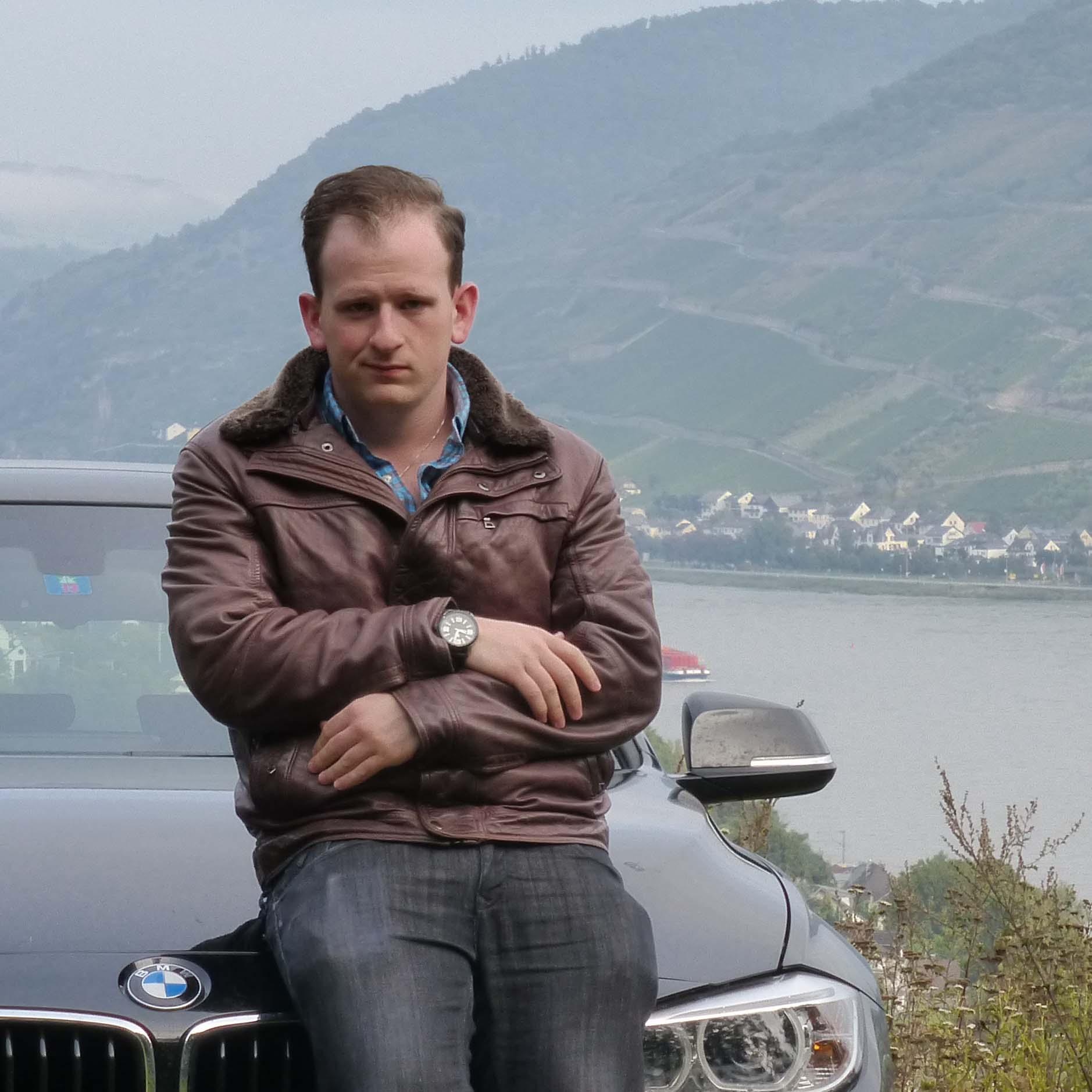 It was the cheapest rental in Germany with an automatic, I swear!