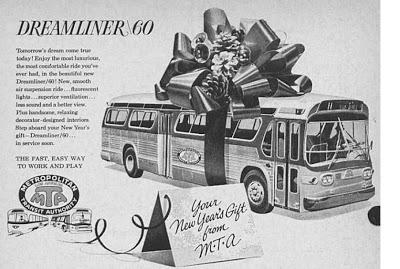 Figure 2- LA Metro ad for then-new GM bus (LA Metro Archive)