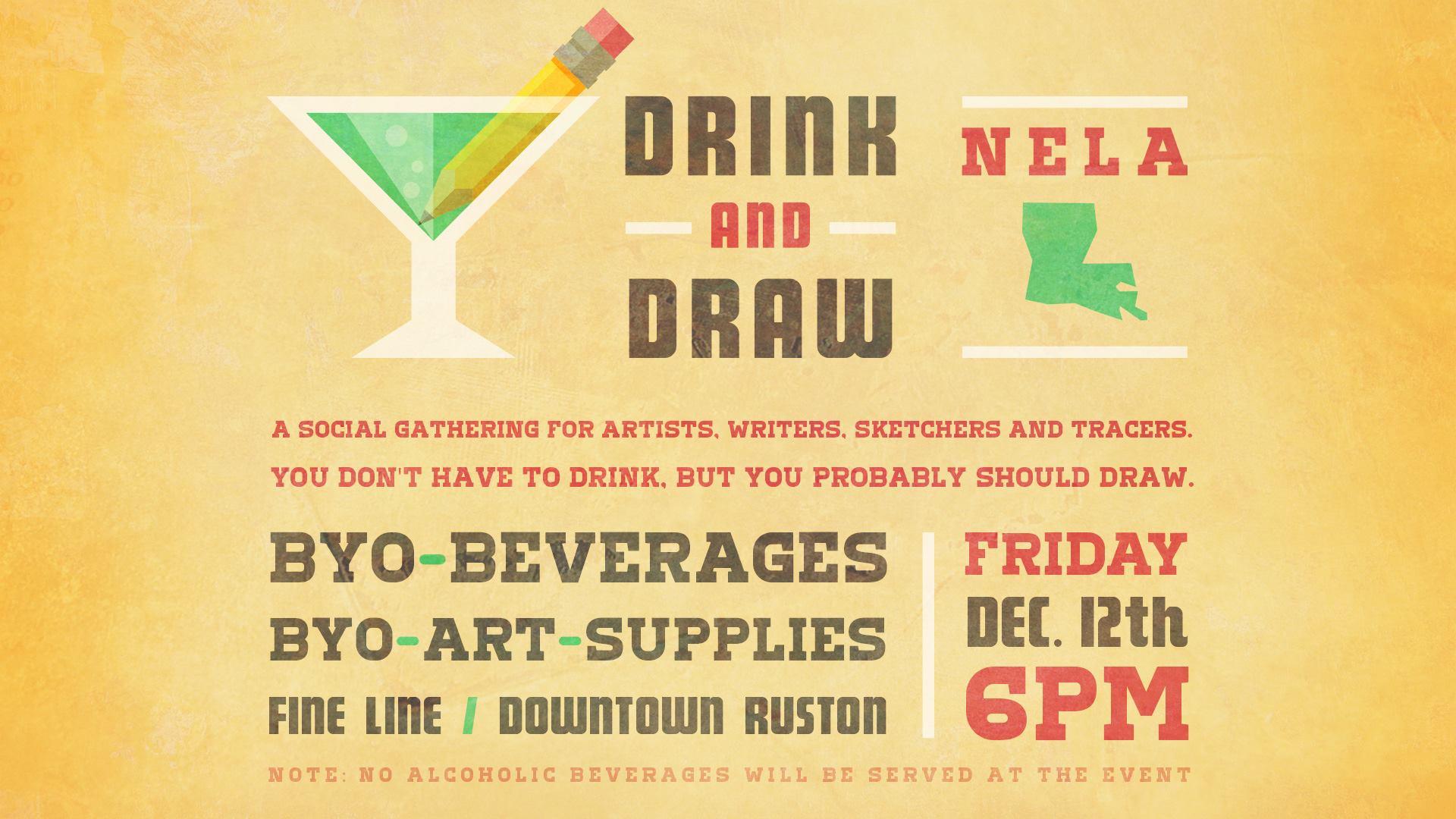 drink&draw