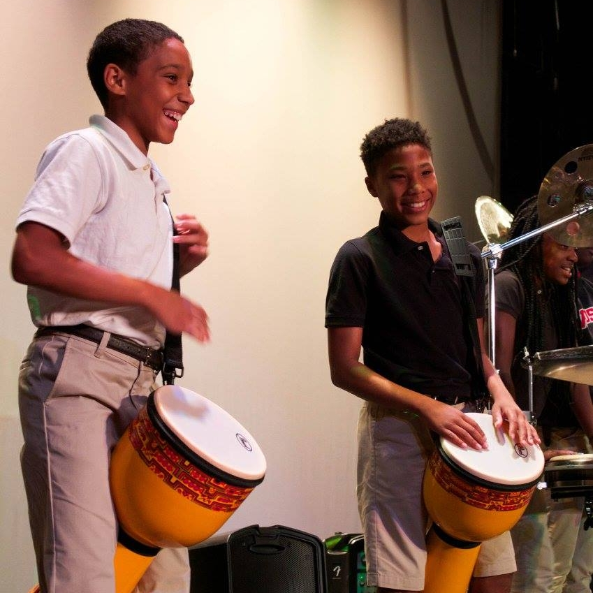 School Performance   An annual educational event for middle schoolers featuring a musical artist.