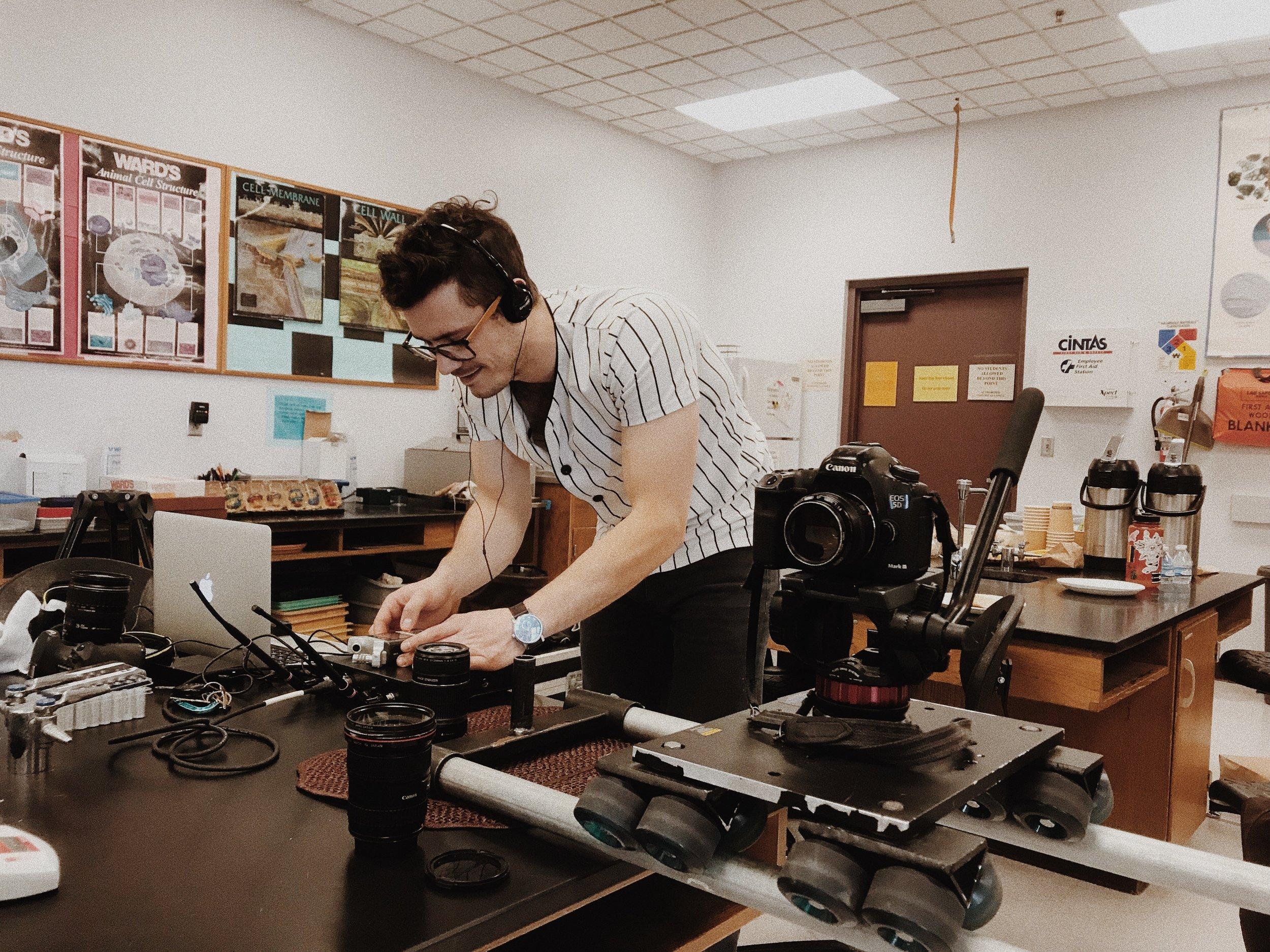Writer / Director - Matthew Deimling Johns
