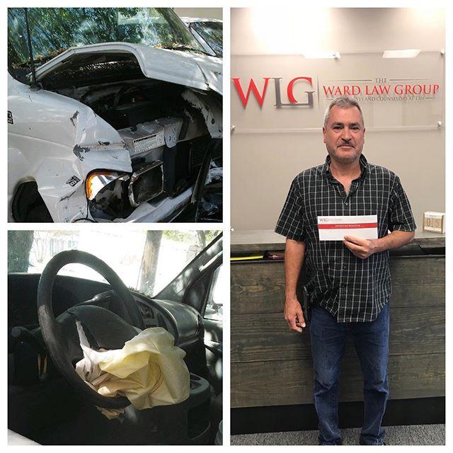 A serious car wreck...and a serious cash award! Thank you Mr. Salinas!  www.dfwcarwrecks.com www.dwardlawgroup.com (214)777-3319 #dfwcarwrecks #dallaslawyer #dallasattorneys #dallasjailrelease #dallascriminaldefense #dallascarwrecks #dallaspersonalinjury #demarcusward #24hourjailrelease #dwardlawgroup #dallasblack #dallaswarrants #dallaswarrantroundup #warrantroundup #weliftwarrants #warrantslifted #dallastraffictickets #dfwtraffictickets #criminaldefense #personalinjurylawyer
