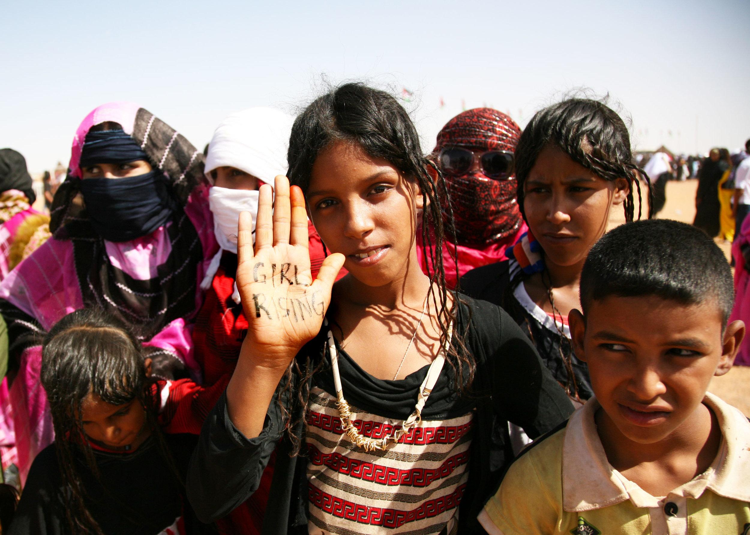 Girl Rising tells stories to ignite change. -
