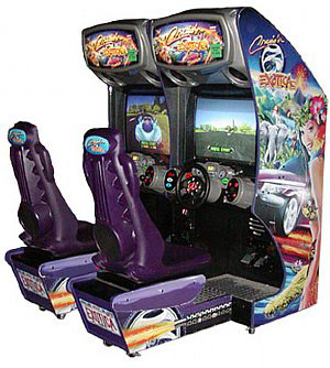 Cruisin Exotica *Also available in 1 player cabinet for $350