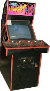 Spiderman Arcade