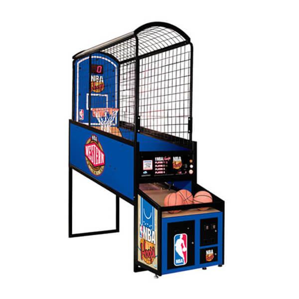 NBA Hoops Basketball Toss