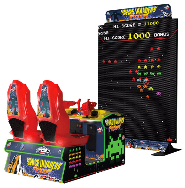 Space Invaders Frenzy (New in 2019)