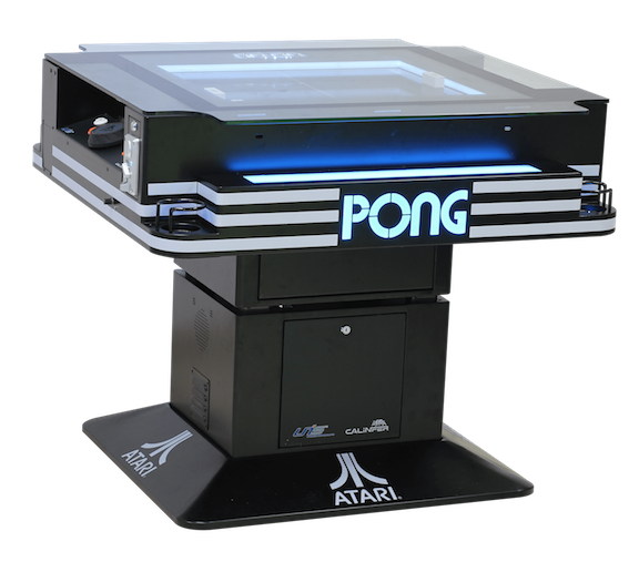 Pong Cocktail Table (New in 2019)