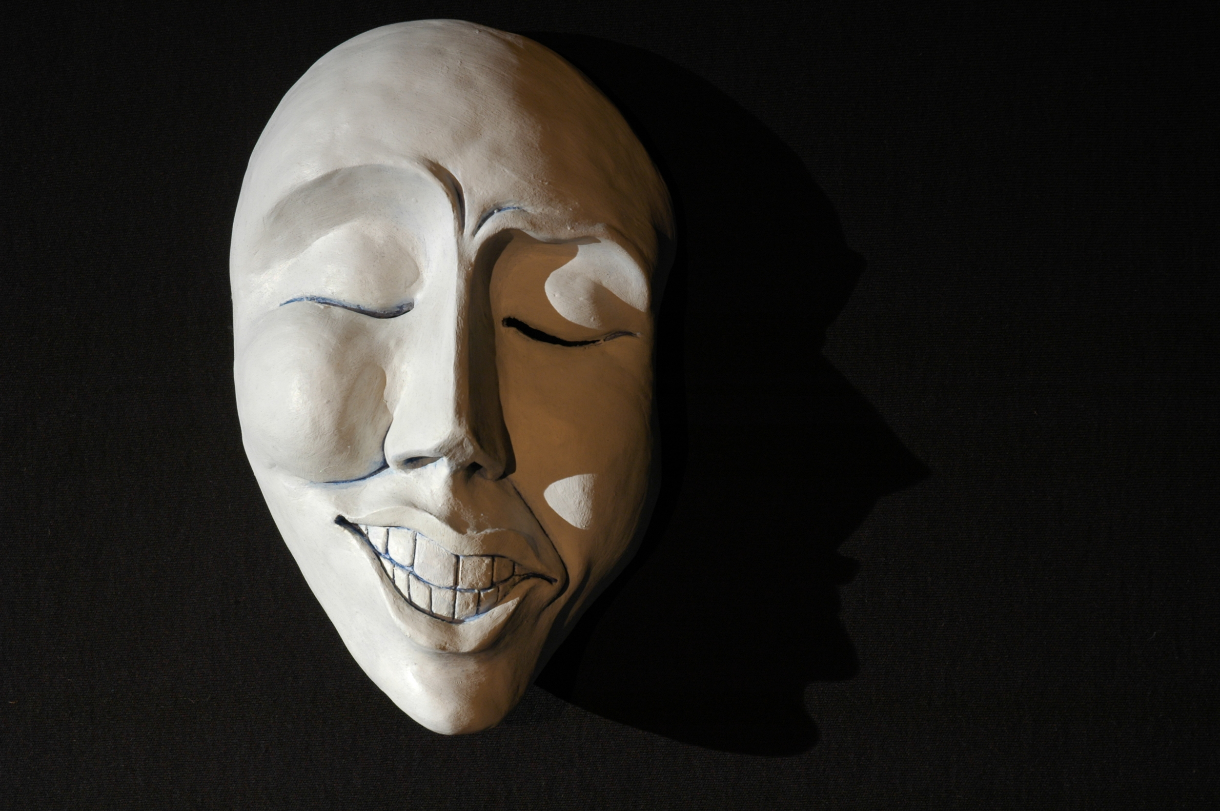 NYC-Face Mask, 2006