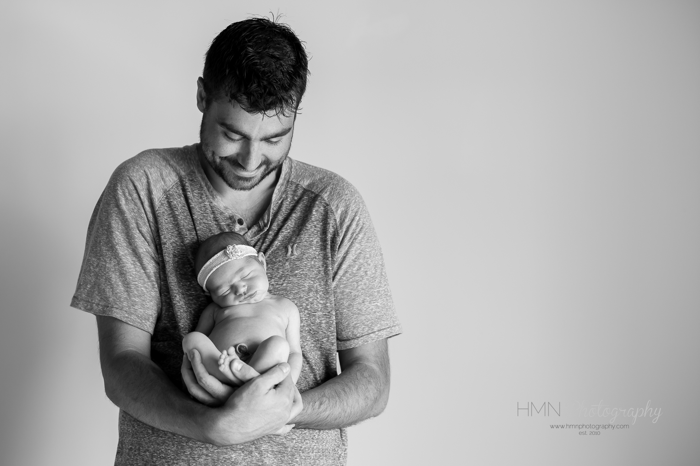 Lifestyle Newborn Studio Session