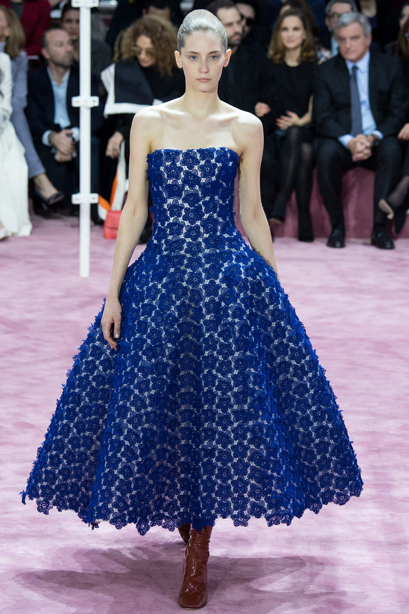 From Dior's Spring 2015 Collection