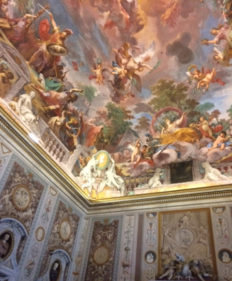 The Borghese Museum