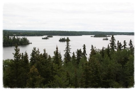 Shoreline heritage assessment of a proposed mining development in northern Saskatchewan