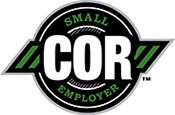 Small Cor employee