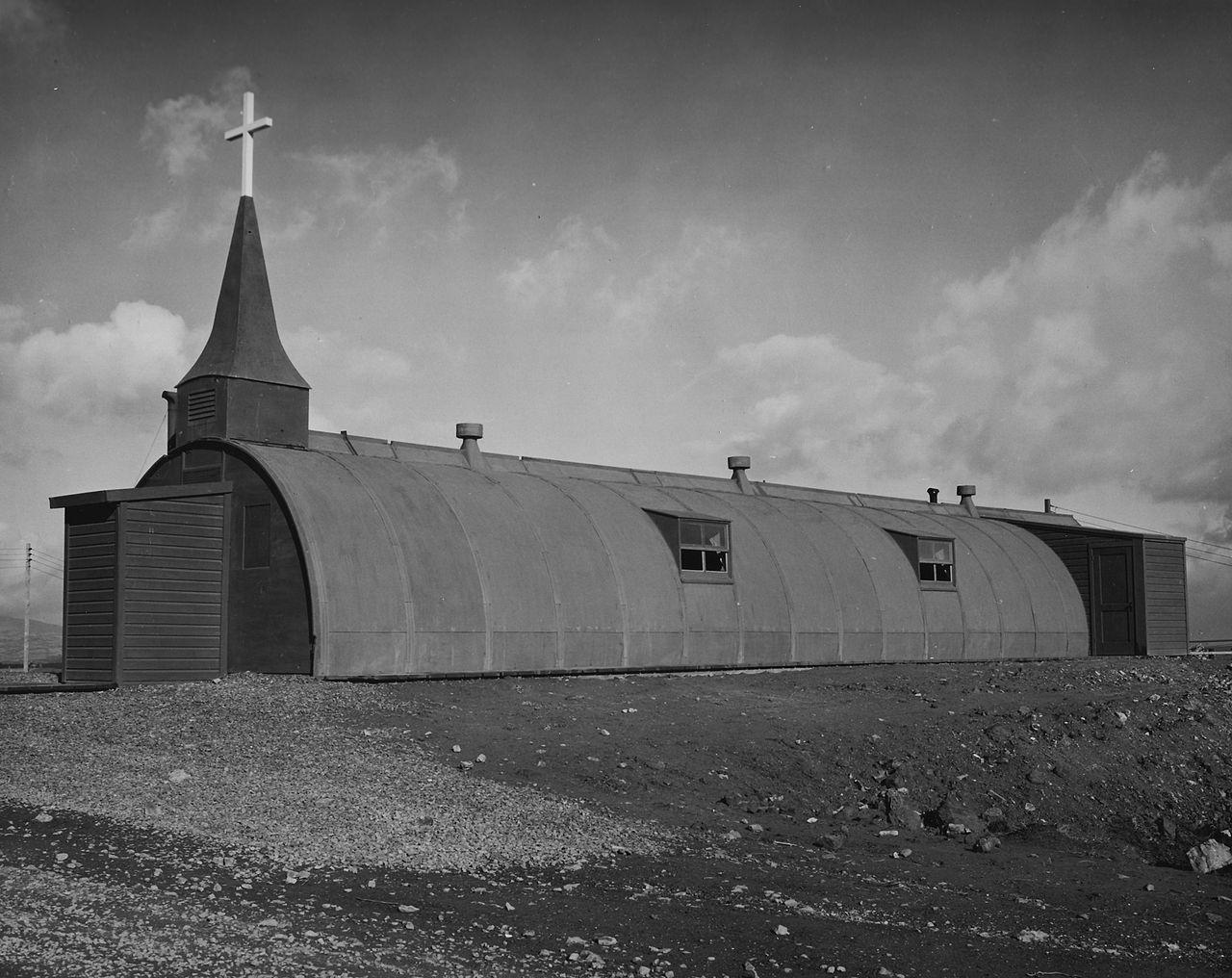 Adak Catholic Chapel