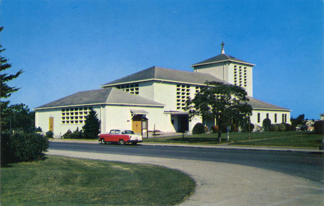 Alameda Naval Air Station Chapel