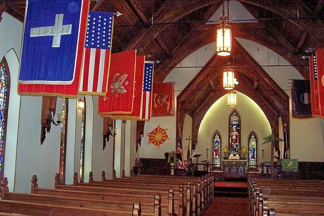 Centurian Chapel Ft Monroe