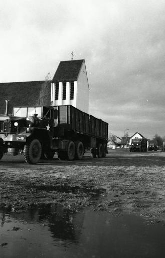 Cambrai Fritsch Chapel