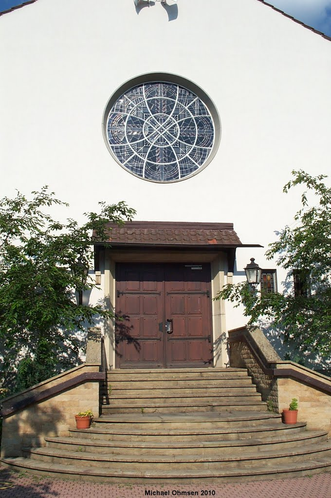 Heidelberg Mark Twain Village Chapel