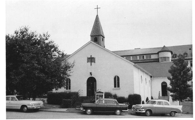 Kaserne Chapel 6th Wildflecken
