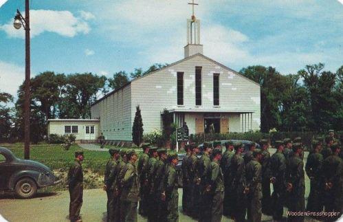 Samson Air Force Base Chapel