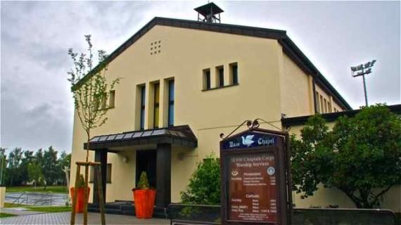 Spangdahlem Chapel