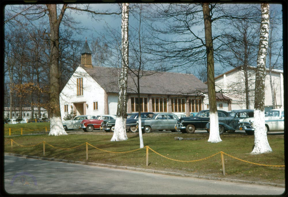 Kelley Post Chapel