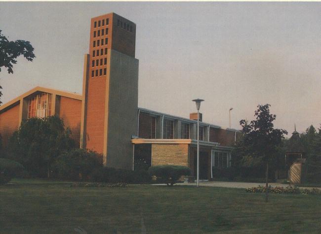 Selfridge ANGB Chapel