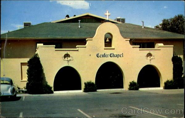 Center Chapel Ft. Bliss