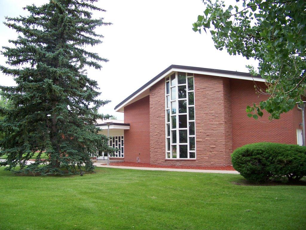 F.E. Warren AFB Chapel