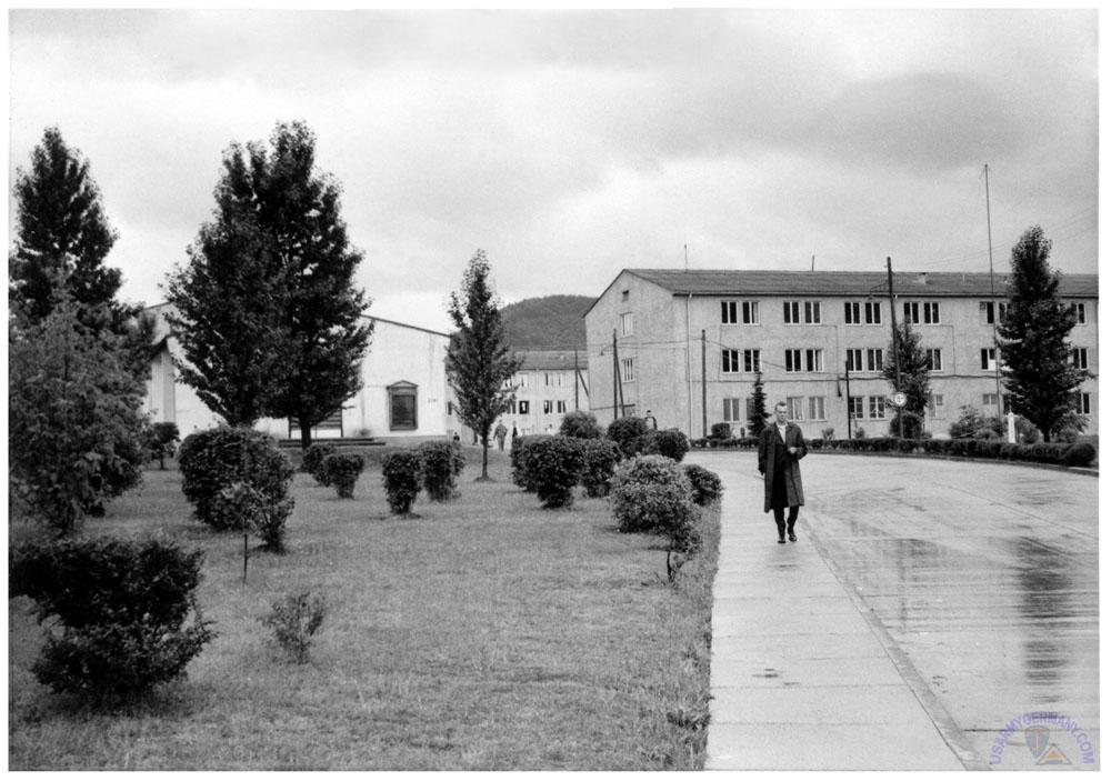 Kaiserslautern, Kapaun Barracks Post Chapel