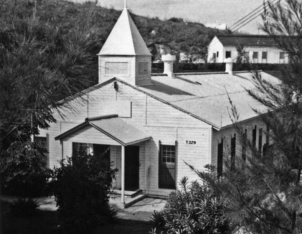 Kindley AFB Chapel, Bermuda