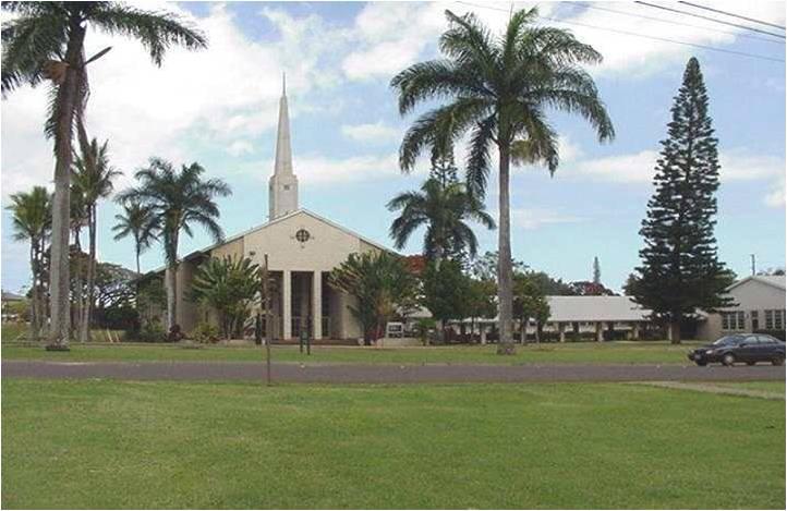 Main Post Chapel Schofield Barracks