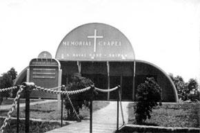 Memorial Chapel USNB Saipan