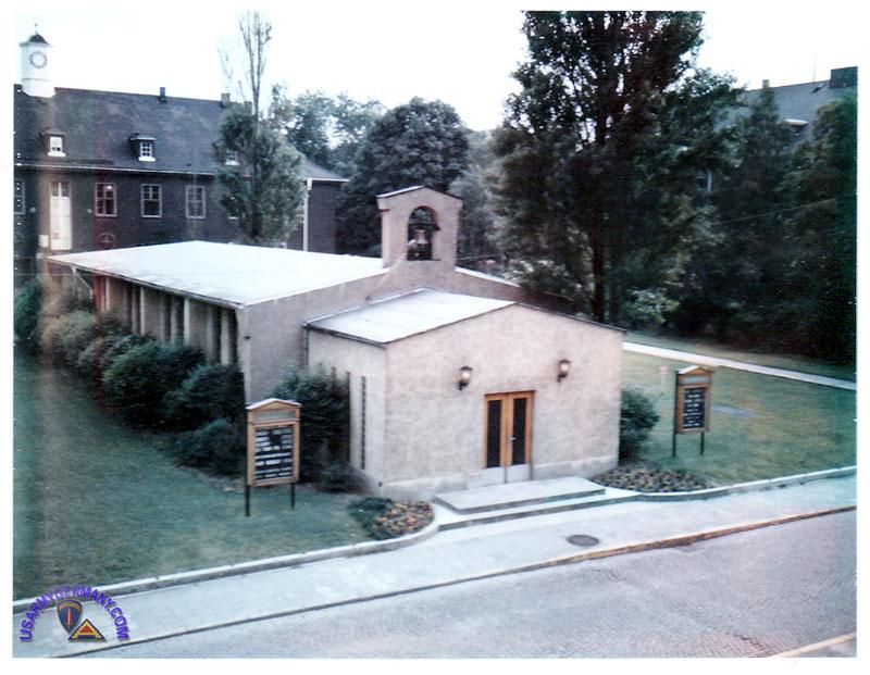 Patton Barracks Chapel