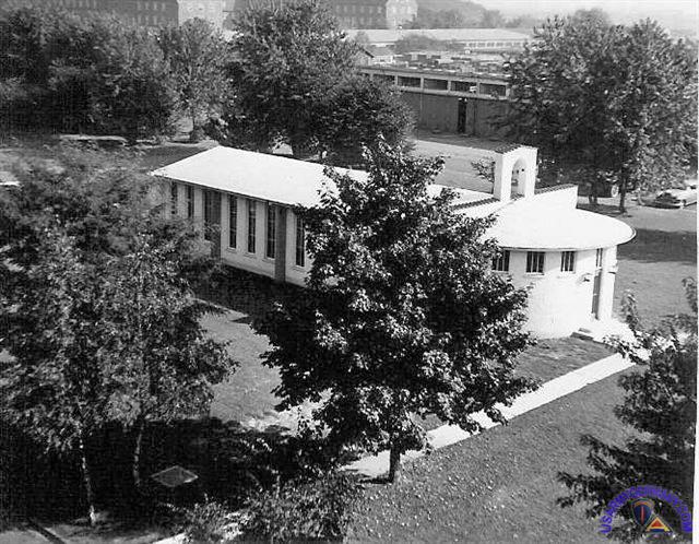 Post Chapel Taylor Barracks