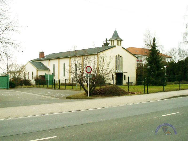 Rose Barracks Chapel, Bad Kreuznach