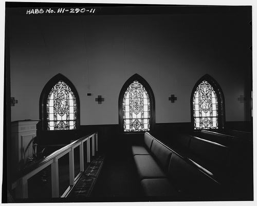 Submarine Memorial Chapel Pearl Harbor Naval Base