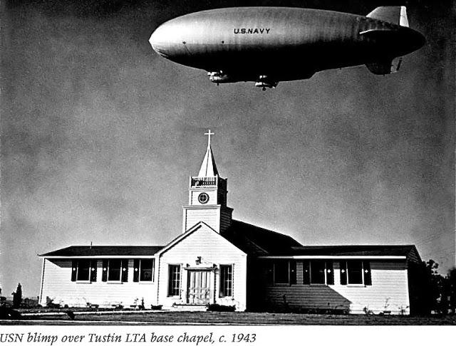 MARINE CORPS AIR STATION TUSTIN CHAPEL
