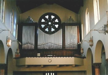 Ft Lewis Post Chapel